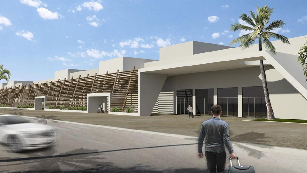 Αποτέλεσμα εικόνας για το νέο αεροδρόμιο-της Μυκόνου